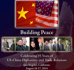 US-China Diplomatic and Trade Relations. Celebration and Forum on the 35th Anniversary