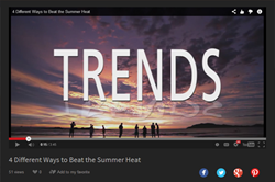 Trends: Product Information Videos