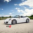 Porsche 911 | Vossen VFS-1
