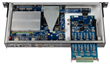 1U Rackmount I/O Server Delivers Solid State Reliability