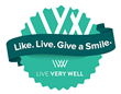 Live Very Well Launches Like. Live. Give a Smile. Campaign On Facebook