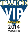iWALK Receives 2014 TWICE VIP Award
