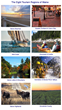 Tourism regions of maine in photos