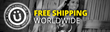 Free Shipping Worldwide 08/15 to 08/17