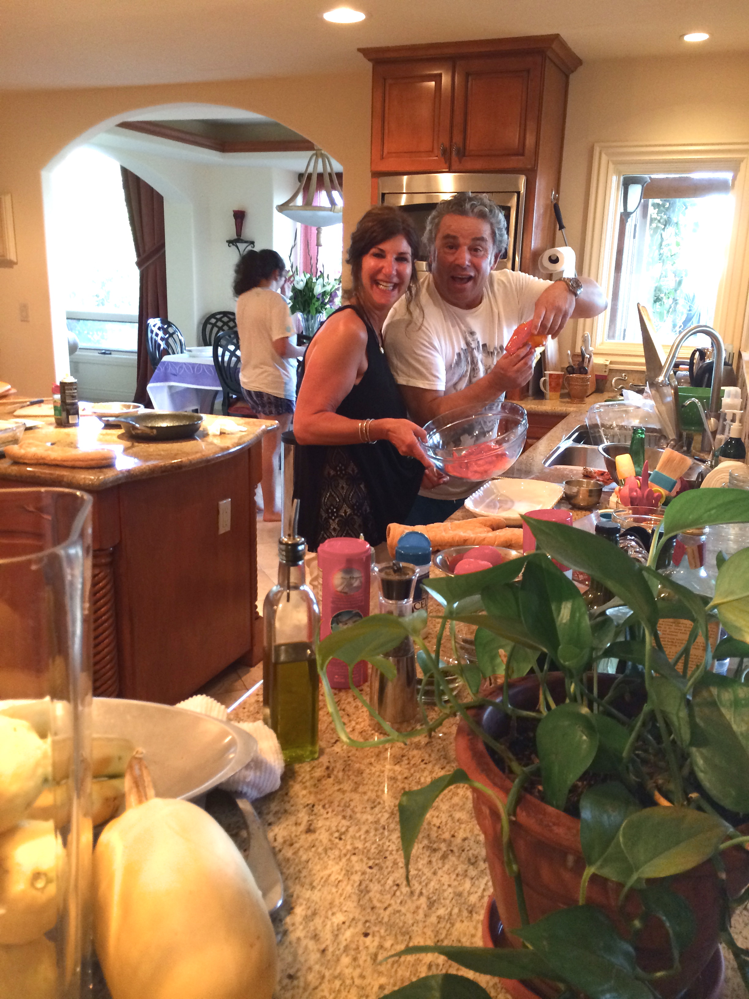 Chef Garden: Guest Chef Shares Garden-To-Table Cooking With Lajollacooks4u
