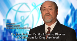 In commemoration of World Humanitarian Day, the Church of Scientology published a new video featuring John Redman, Executive Director of Californians for Drug-Free Youth.