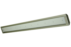 160 Watt LED Light Fixture that produces 17,215 lumens of illumination