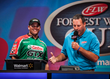 Jarabeck Takes Lead At Professional Bass Fishing's FLW Forrest Wood...