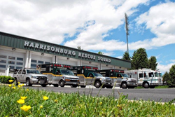 All-volunteer rescue squad since September of 1949.