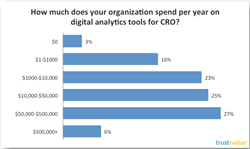 Digital Analytics Software Spend