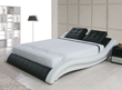 Modern Leather Bed TOS-FF-B9031 From Tosh Furniture
