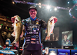 Ehrler Grabs Lead At Professional Bass Fishing's FLW Forrest Wood Cup...