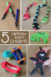 Colorful Rainbow Loom Charms Have Been Released On Kids Activities...