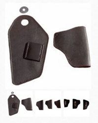 Our saddlebag gun holders for Harley-Davidson are available in 3 sizes; Small, Medium, or Large.