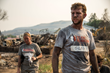 Dirty, sweaty, but determined, Team Rubicon volunteers help Pateros, Wash., cleanup following the worst wildfire in the state's history. Team Rubicon photo by Jeff More.