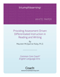 Triumph Learning White Paper