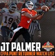 JT Palmer - 2014 CFPA Watch List