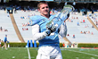 Ryan Switzer lifts the 2013 CFPA Punt Returner Trophy