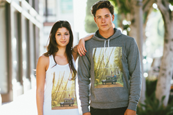 Sevenly + Chris Burkard Collaborative Clothing Line