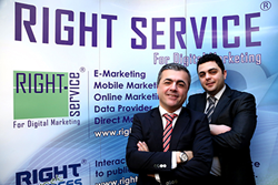 Right Service has partnered with GraphicMail