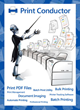 Print Conductor 4.3 poster