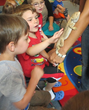Children Experience Wild Croc Encounter at Country Park Child Care
