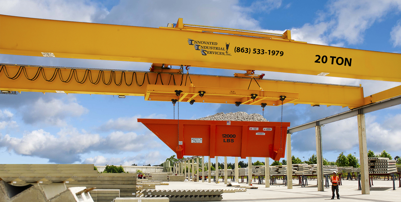Overhead Crane Bridge Design : Overhead crane design build company now offers in house