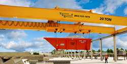 Double Box Girder Crane