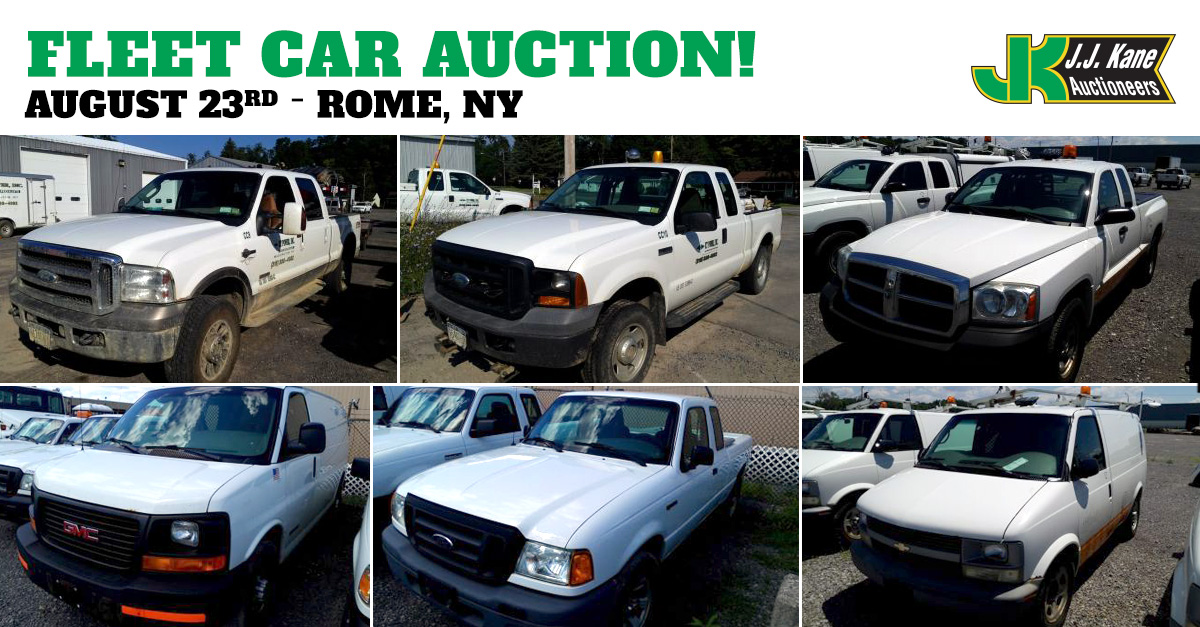 rome ny public auction saturday august 23rd 2014 selling fleet vehicles with makes such as. Black Bedroom Furniture Sets. Home Design Ideas