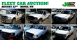 Rome, NY, Public Auction Saturday, August 23rd, 2014, Selling Fleet...