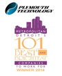 Plymouth Technology Announced as a 101 Best & Brightest Companies...