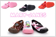Skidders Mary Jane Shoe collection