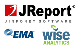 JReport rated Value Leader in EMA/Wise Analytics report