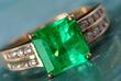Boyoca Colombian Emerald Ring