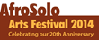 AfroSolo Arts Festival 2014 Logo