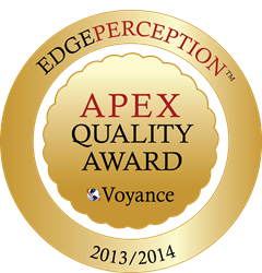 Voyance 2013/2014 National APEX Quality Award