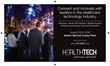 First Ever Annual HealthTech Venture Network Conference to Host Boston...
