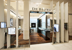 De Beers Selfridges