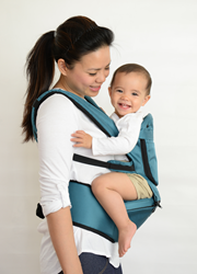 Hispter baby carrier