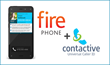 Contactive Lands on Amazon's Fire Phone App Store