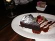 The Sour Cream Chocolate Cake