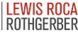 Lewis Roca Rothgerber Awards 2015 Michael D. Nosler Scholarship to Law...