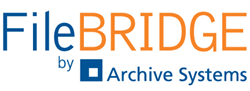 FileBRIDGE by Archive Systems logo