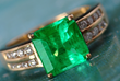 Boyoca Colombian Emerald Ring
