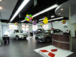 Brooklyn Mitsubishi Showroom