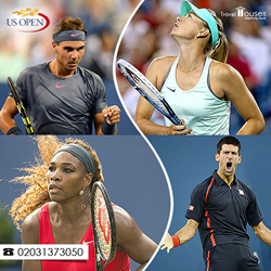 US Open Tennis 2014