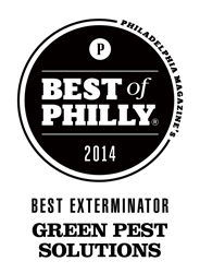 Best of Philly 2014 Best Exterminator - Green Pest Solutions