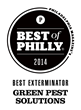 Green Pest Solutions Earns Philadelphia Magazine's Pick for Best...