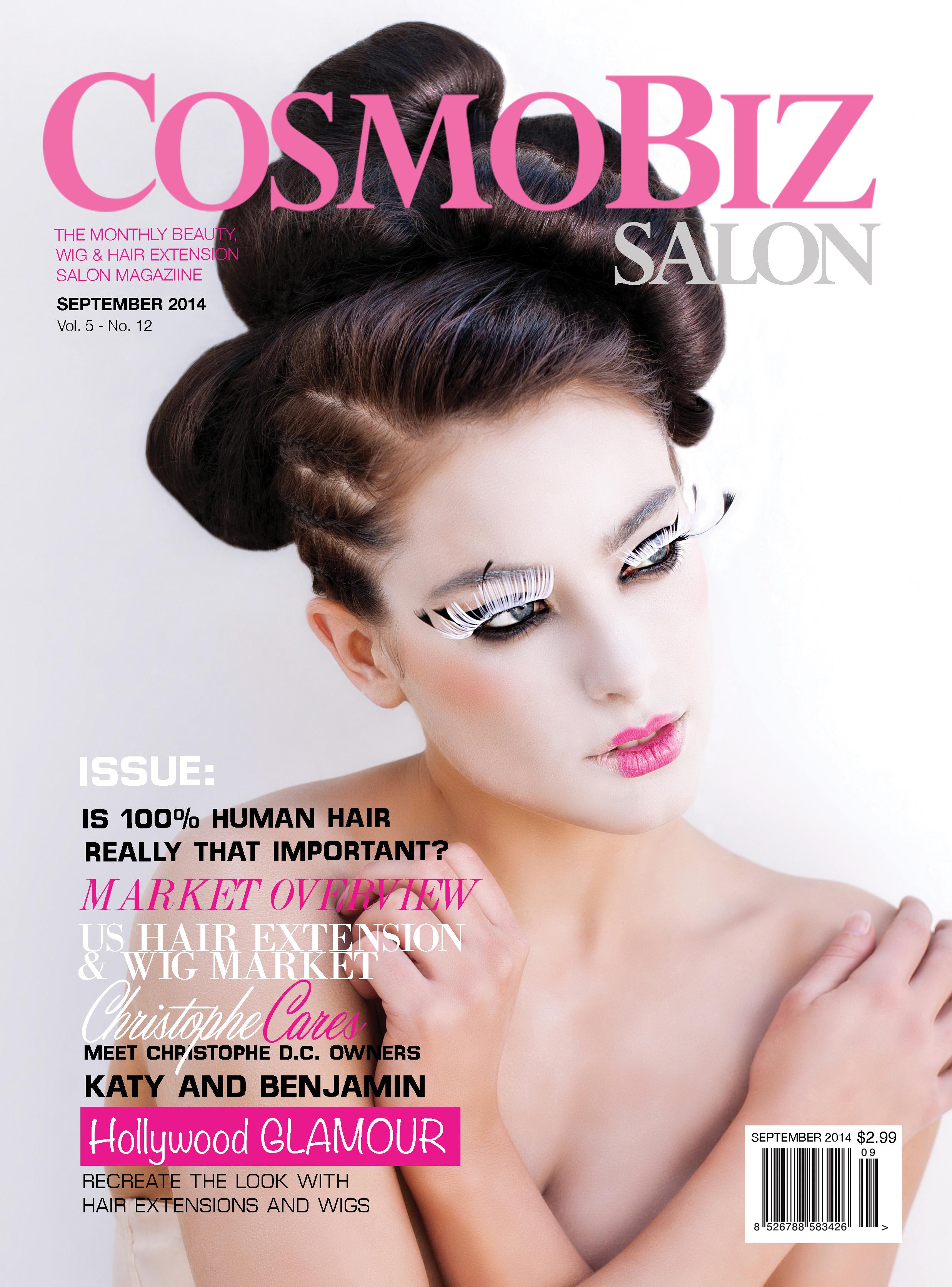 Cosmobiz Salon Magazine Specializing In Hair Extensions