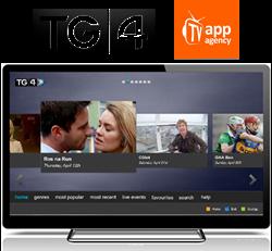 TG4 Smart TV app